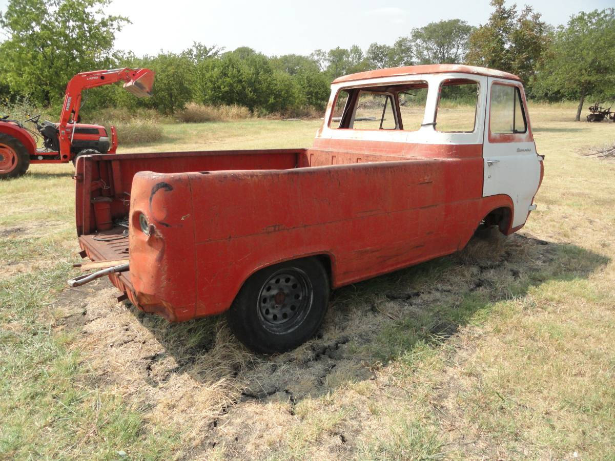 1961-64 Ford Econoline Parts Truck For Sale in Sanger ...