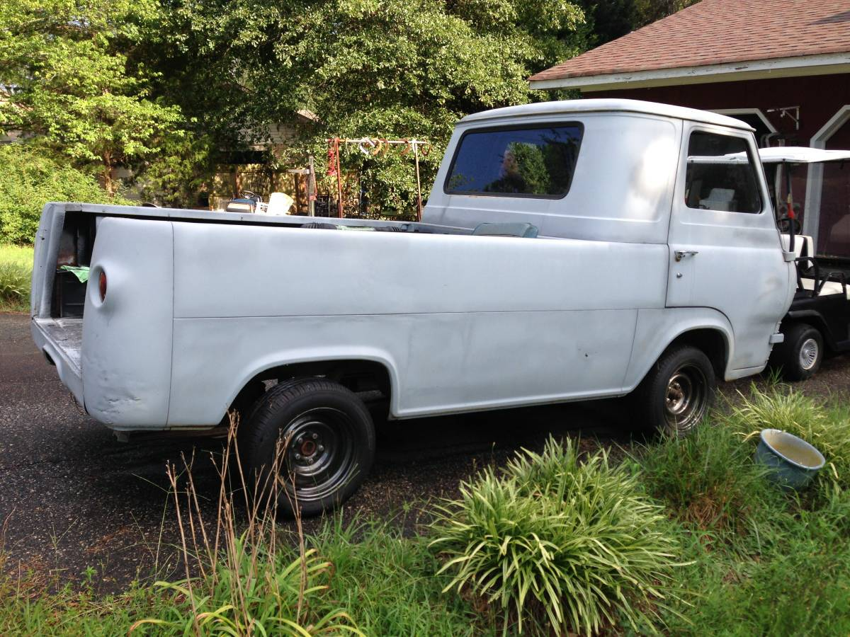 1961 Ford Econoline 307 V8 Auto Pickup For Sale in Inman ...