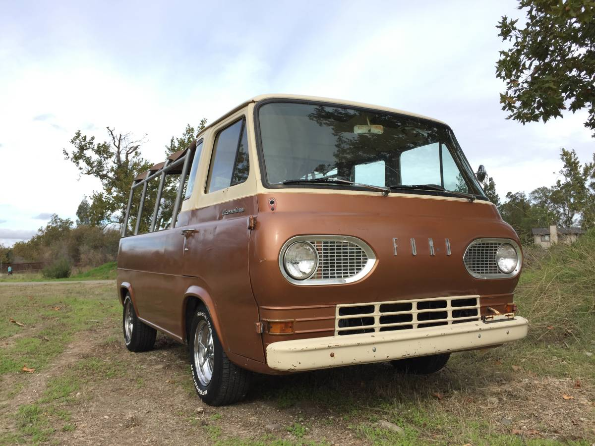 1961 Ford Econoline Pickup Truck For Sale in East SF Bay ...