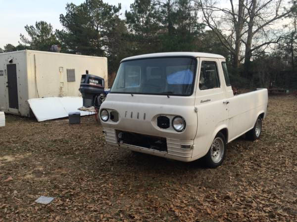1963 Ford Econoline Pickup Truck For Sale Gulfport