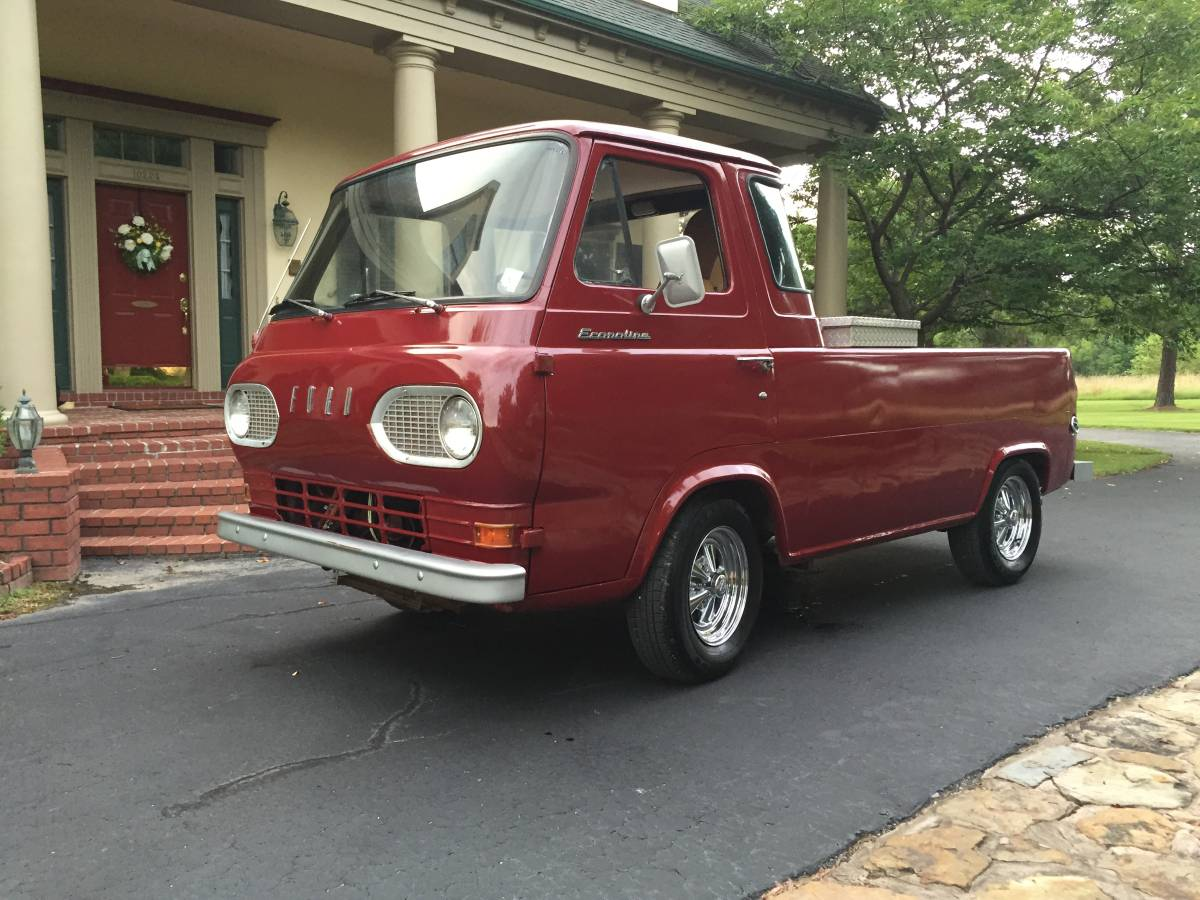 1964 Ford Econoline Van For Sale 2017 2018 2019 Ford