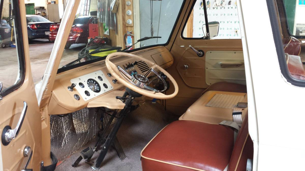 ford econoline pickup truck for janesville wisconsin 1965 janesville wi seat