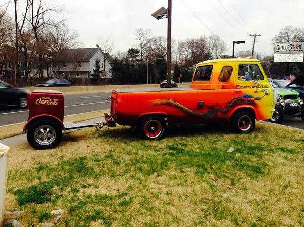 1965 Ford Econoline Pickup Truck For Sale Edison, New Jersey