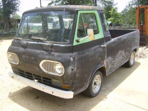 1963 Ford Econoline Pickup Truck For Sale Booneville ...