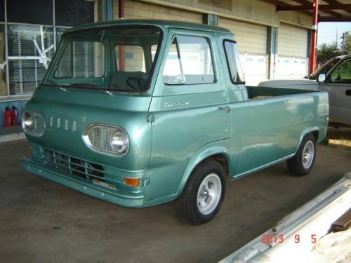 1964 ford econoline pickup truck for sale montgomery alabama. Black Bedroom Furniture Sets. Home Design Ideas
