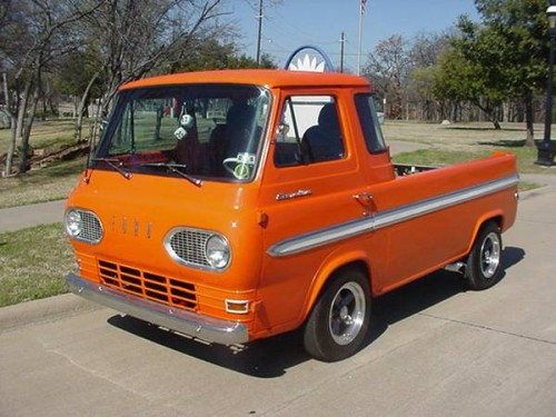 1965 ford econoline pickup truck for sale arlington texas. Black Bedroom Furniture Sets. Home Design Ideas