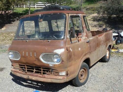 1967 ford econoline pickup truck for sale temecula  california
