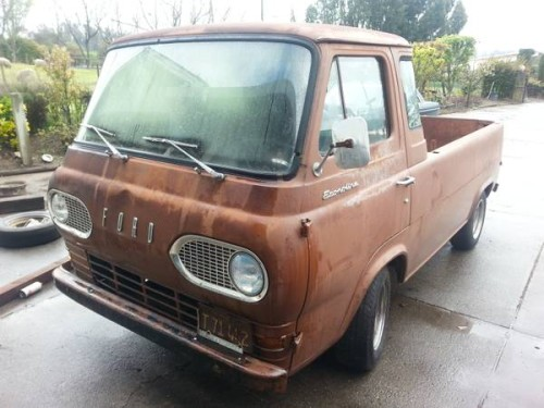 Craigslist 1967 Ford Econoline Truck Autos Post
