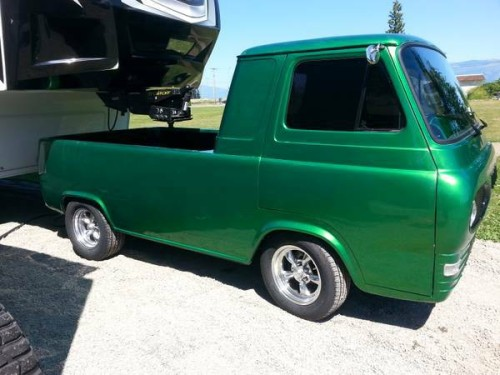 1967 Ford Econoline Pickup Truck For Sale Inland Empire ...
