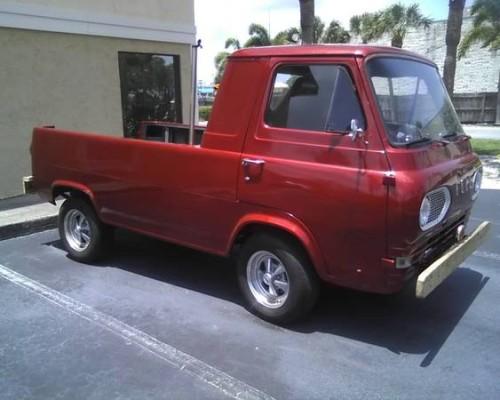 1962 ford econoline pickup truck for sale lake mary florida. Black Bedroom Furniture Sets. Home Design Ideas