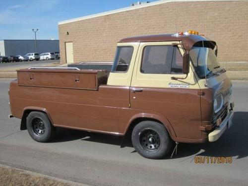1967 ford econoline pickup truck for sale sisseton south dakota. Black Bedroom Furniture Sets. Home Design Ideas
