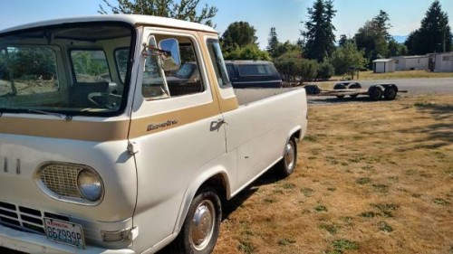 Econoline Pickup For Sale Craigslist Seattle Autos Post