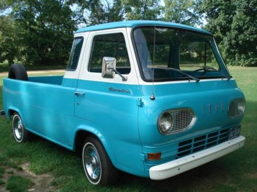 1967 ford econoline pickup truck for sale lawrence michigan. Black Bedroom Furniture Sets. Home Design Ideas