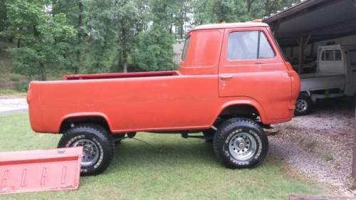 1961 ford econoline pickup truck for sale royal arkansas. Black Bedroom Furniture Sets. Home Design Ideas
