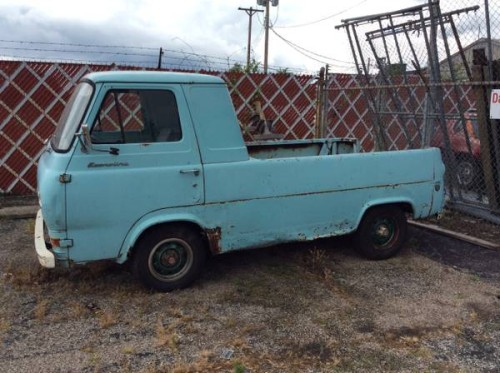 1964 Ford Econoline Pickup Truck For Sale Dayton Ohio