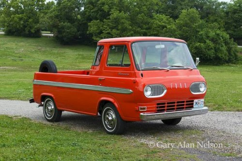 1965 ford econoline pickup truck for sale lynnwood washington. Black Bedroom Furniture Sets. Home Design Ideas
