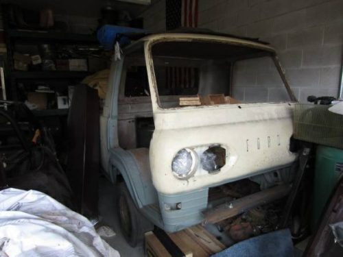 1961 ford econoline pickup truck for sale erie pennsylvania. Black Bedroom Furniture Sets. Home Design Ideas