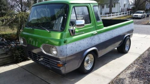1961 Ford Econoline Pickup Truck For Sale South Jersey ...