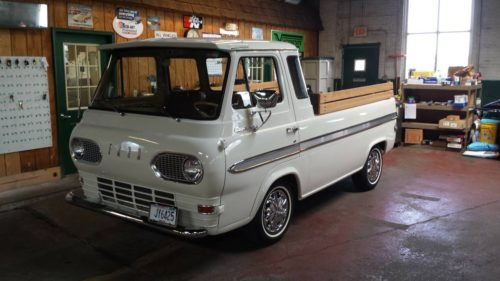 1965 Ford Econoline Pickup Truck For Sale Janesville Wisconsin