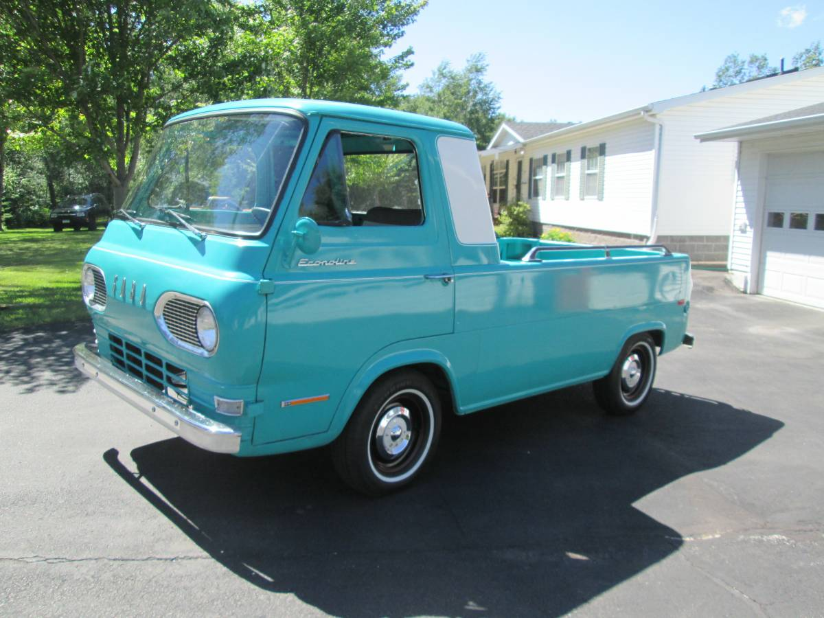 1961 ford econoline pickup truck for sale duluth minnesota
