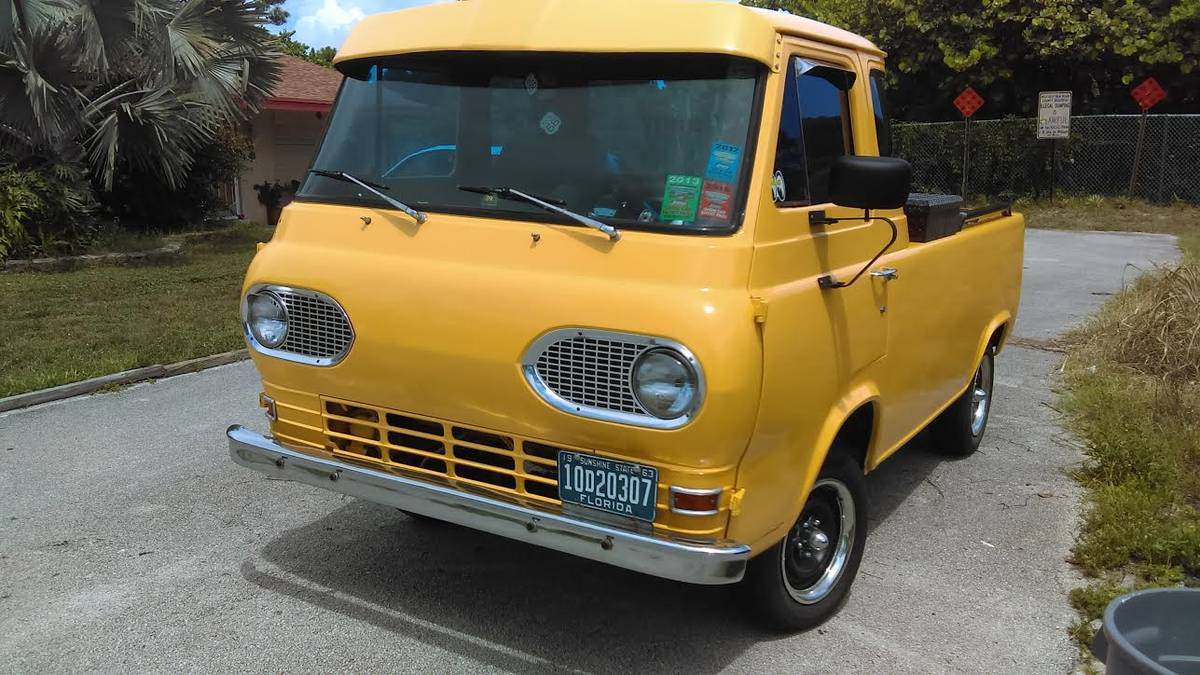 Ford Econoline Pickup Truck (1961 – 1967) For Sale in Florida
