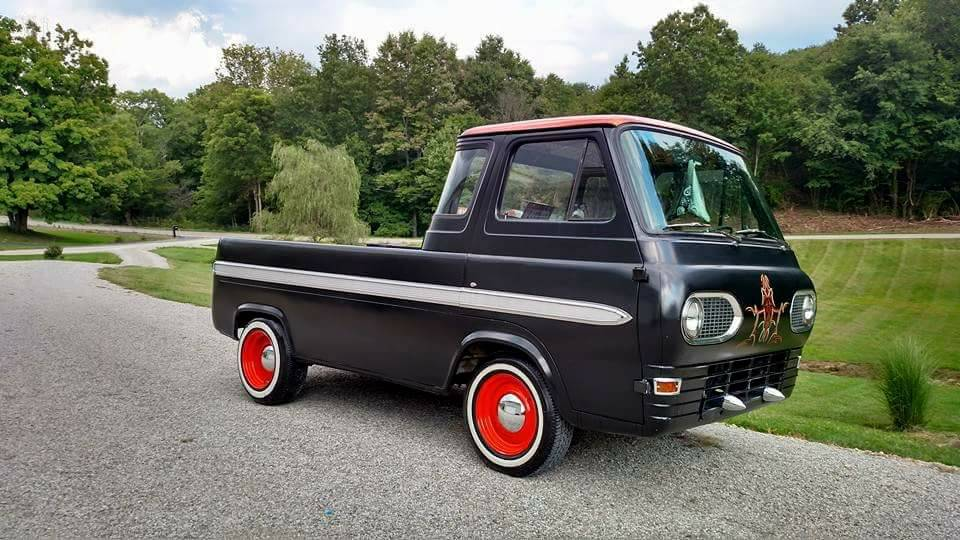 1965 Ford Econoline Pickup Truck For Sale Jackson, Ohio