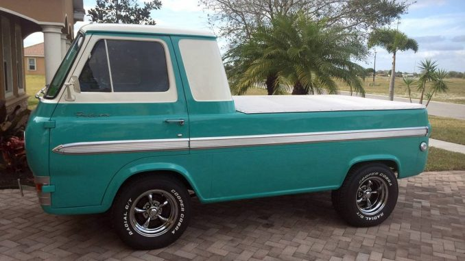1963 ford econoline pickup for sale in naples florida 12k for Florida department of motor vehicles naples fl
