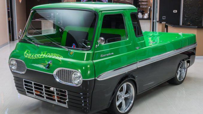 Famous 1965 Grasshopper Truck In Plymouth MI February 4 2017 Econoline Pickup 2