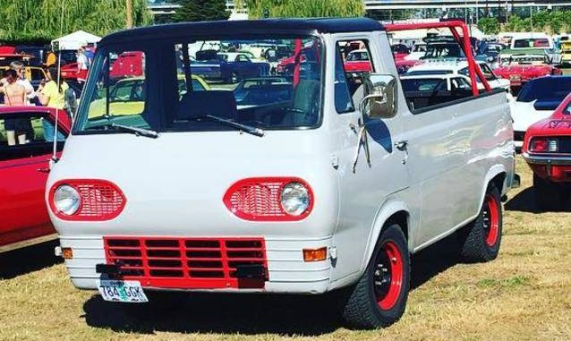 1965 Ford Econoline Custom Chopped Van Truck Conversion For Sale In OR