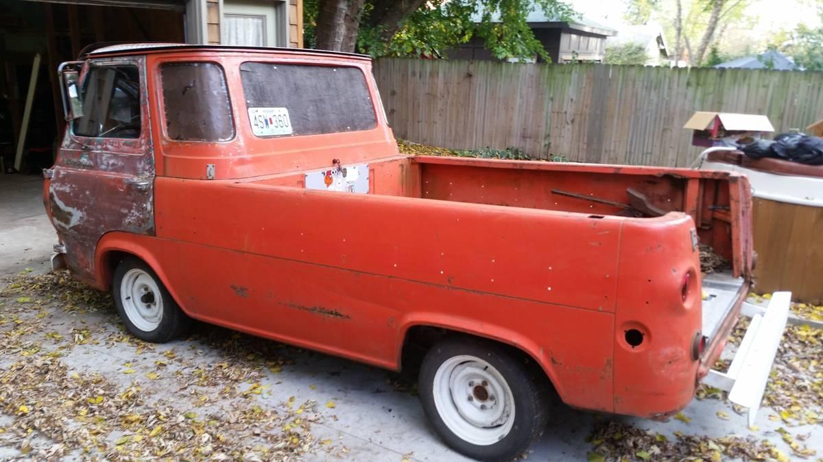 1963 Ford Econoline 5 Window Pickup Truck For Sale in ...