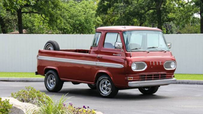 1965 Ford Econoline 5 Window Pickup Truck For Sale In Whitesburg KY
